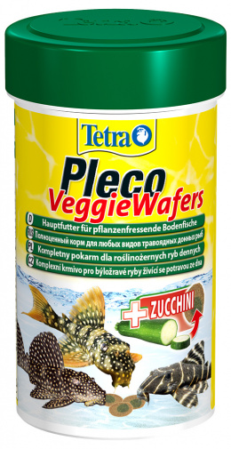 TETRA Pleco VeggieWafer 100ml