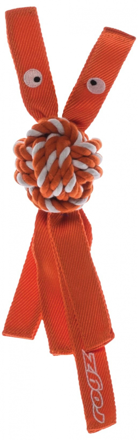 Hračka ROGZ CowBoyz provazová oranžová M