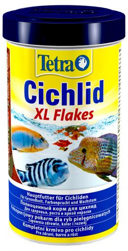 TETRA Cichlid XL vločky 500ml