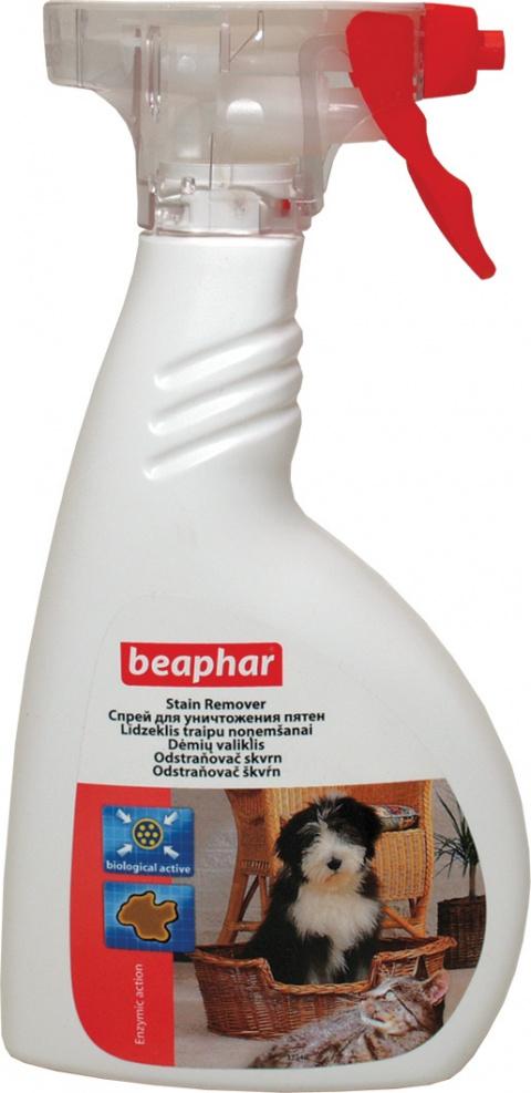 Odstraňovač skvrn ve spreji Beaphar Stain Remover 400ml