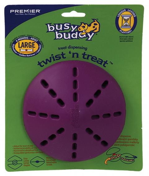 Hračka BBUSY BUDDY Twist & Treat L