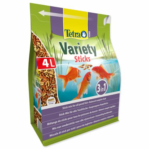 TETRA Pond Variety Sticks 1l 4l