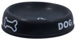 Miska DOG FANTASY keramická černá 20 cm