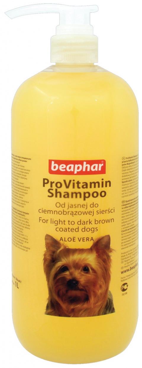Beaphar šampón zlatá a hnědá srst 1l