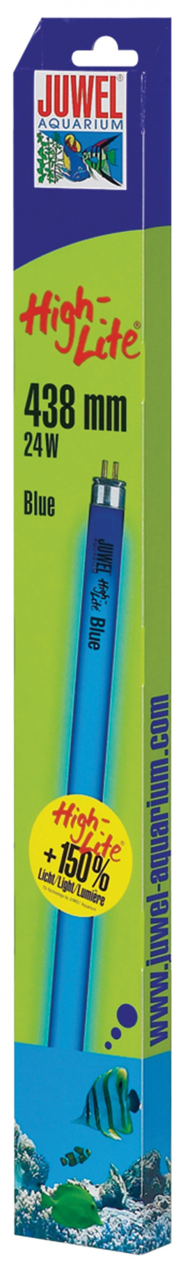 Zářivka JUWEL HiLite Blue T5 - 43,8 cm 24W