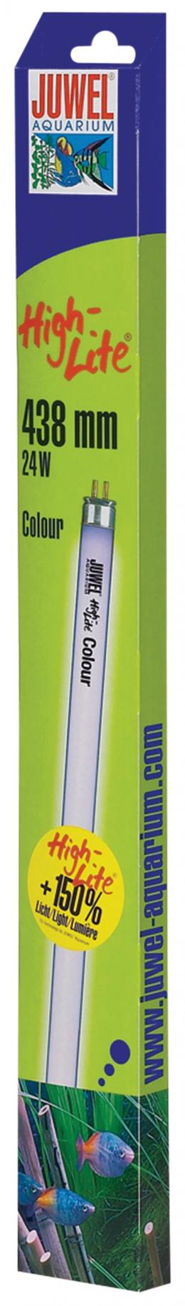 Zářivka JUWEL HiLite Colour T5 - 43,8 cm 24W