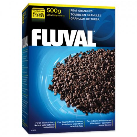 Náplň rašelina FLUVAL granulovaná 500g title=