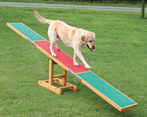 Houpačka pro psy Trixie Agility 300*54*34cm