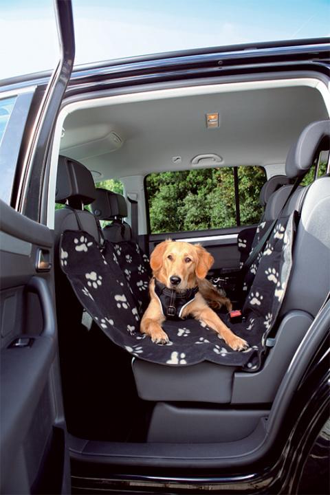 Přehoz zadních sedadel Trixie 0.65*1,45m