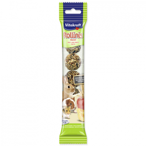 Rollinis VITAKRAFT Guinea Pig Fruit bag 7ks title=