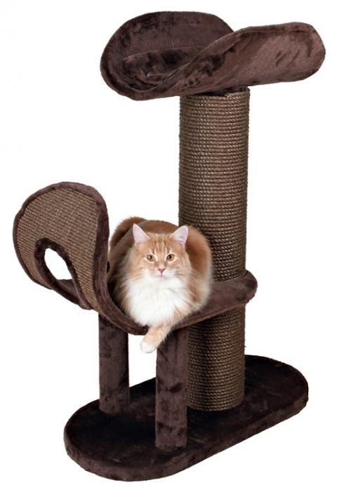Škrabadlo pro kočky Trixie Ramirez 93cm hnědá