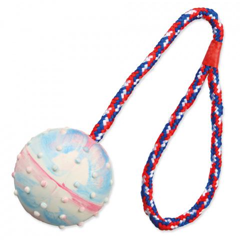 Hračka pro psy Trixie míč na provazu 6*30cm title=