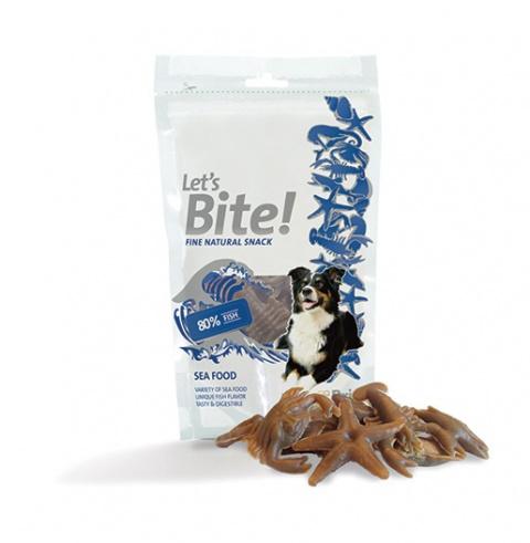 BRIT Care Lets Bite Sea Food 70g