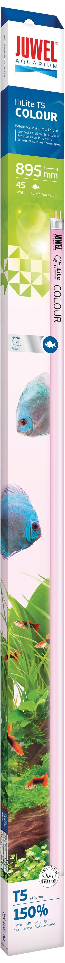 Zářivka JUWEL HiLite Colour T5 - 89,5 cm 45W