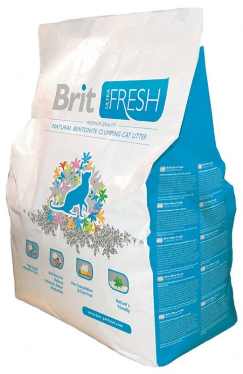 BRIT kočkolit Ultra Fresh 5kg