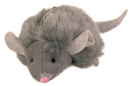 Hračka myš pro kočky Trixie se zvukem 6cm