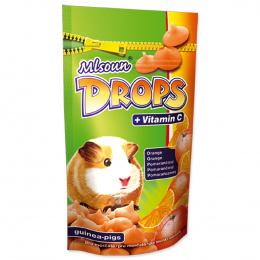 Dropsy DAFIKO pomerančové 75g