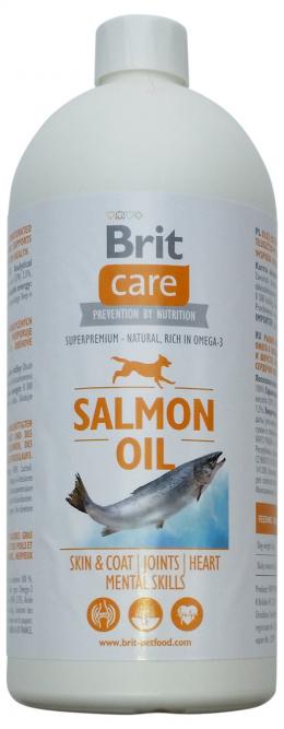 Lososový olej BRIT Care Salmon Oil 1000ml