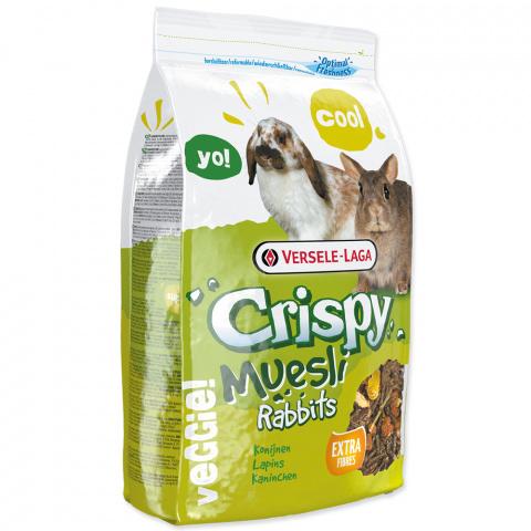 Krmivo VERSELE-LAGA Crispy Müsli pro králíky 2.75kg title=