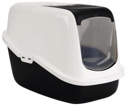 Toaleta SAVIC Nestor černá