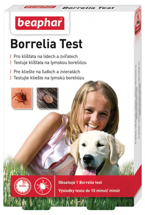 Beaphar Test Borrelia