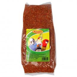 Proso AVICENTRA červené 1kg