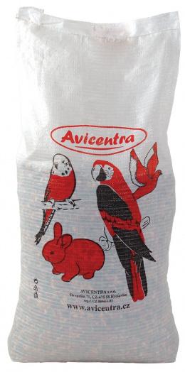 Proso AVICENTRA červené 25kg