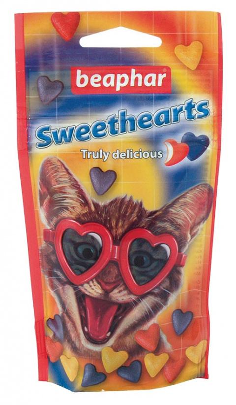 Pochoutka Beaphar Sweethearts 150 ks