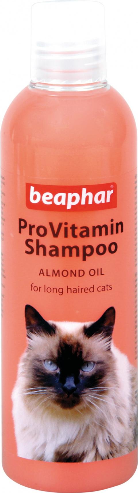 Šampon pro kočky proti zacuchání Beaphar 250 ml