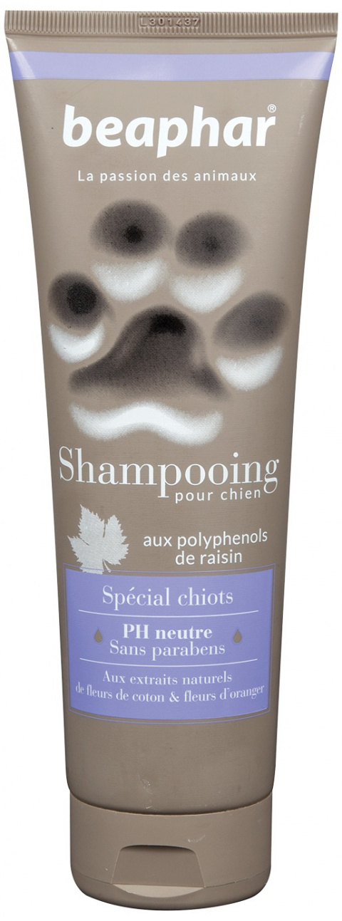 Šampon pro štěňata Beaphar Shampooing 250 ml