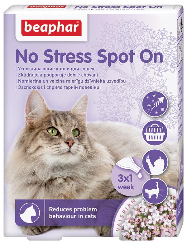 Beaphar No Stress Spot On pro kočky