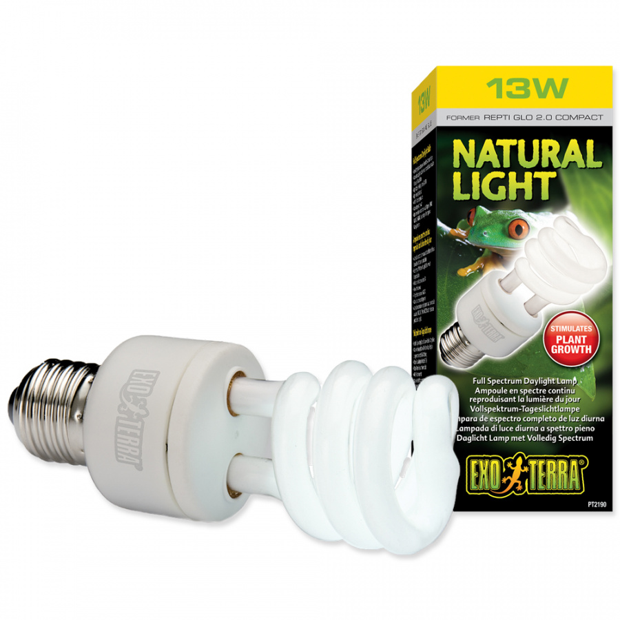 Žárovka EXO TERRA Natural Light 13W