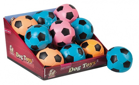 Hračka FLAMINGO míček barevný velký