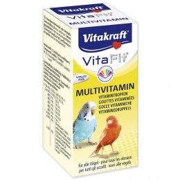 Multivitamínové kapky Vitakraft 10ml