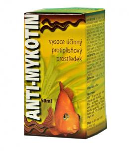 Antimykotin HU-BEN léčivo proti plísni 50ml