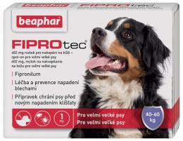 Spot on Fiprotec pro psy  XL 40-60kg