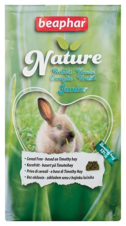Krmivo Beaphar Nature králík junior 1,25 kg