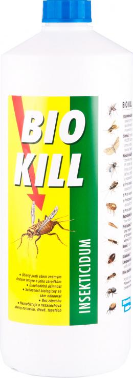 Insekticid Bio Kill náhradní náplň 1l