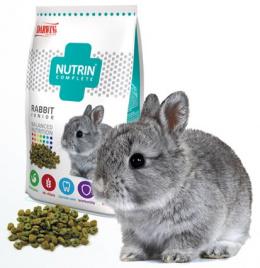 Krmivo Nutrin complete pro mladé králíky 400g