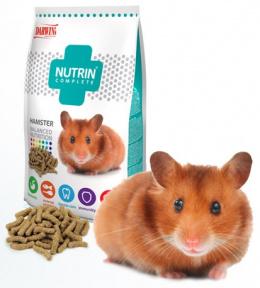 Krmivo Nutrin complete pro křečky 400g