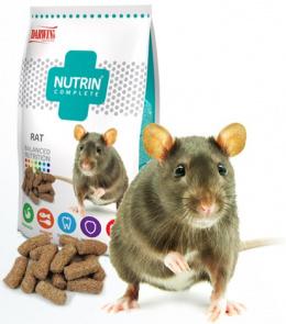 Krmivo NUTRIN - Complete Potkan 400g