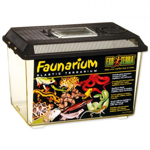 Faunarium EXO TERRA střední 11l title=
