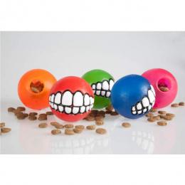 Hračka ROGZ míček Grinz oranžový