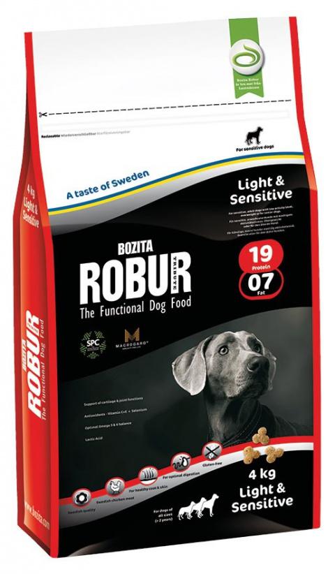 Robur Light & Sensitive 4kg