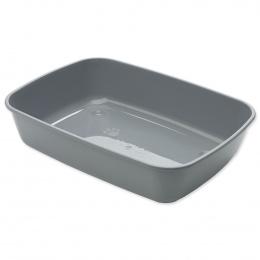 Toaleta Isis 42*30,5*10cm šedá