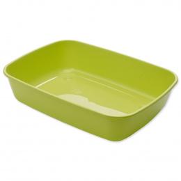 Toaleta Isis 42*30,5*10cm zelená