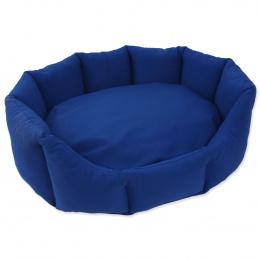 Pelíšek Dog Fantasy koruna modrý 70cm