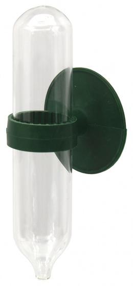 Napaječka sklo krátká s přísavkou