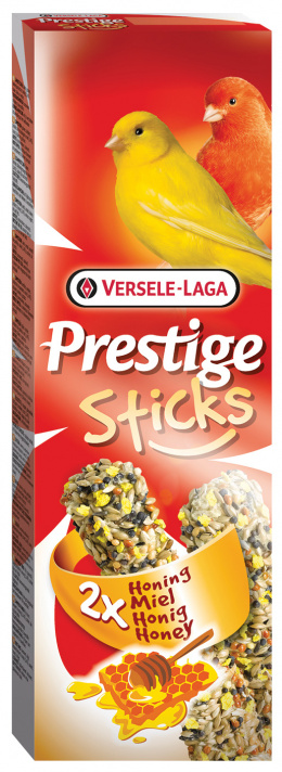Tyčinky Prestige Sticks med pro kanáry 60g