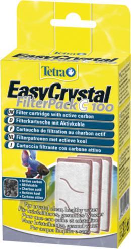 Náplň TETRA EasyCrystal FilterPack C 100 3ks